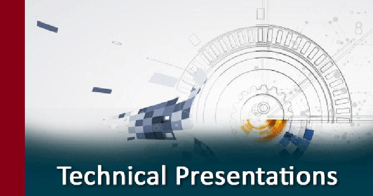 Technical Presentations Image