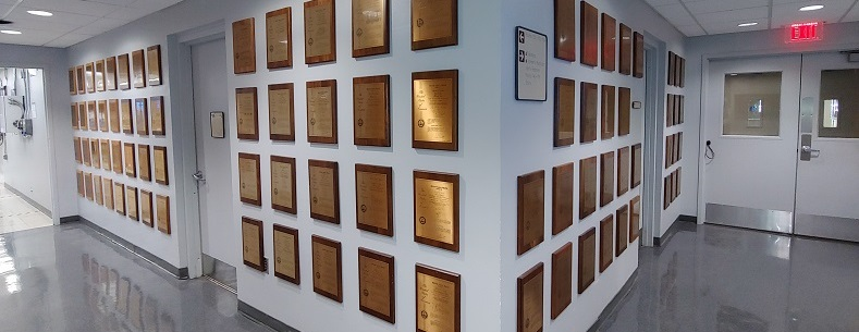 CPES patent wall
