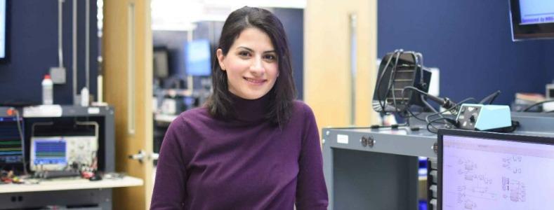 Image of Niloofar Rashidi Mehrabadi in the CP