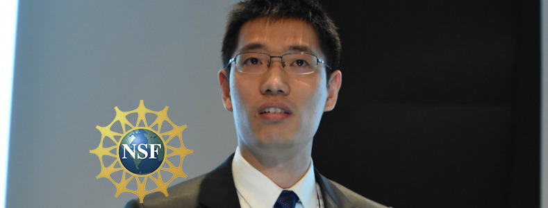 Image of Qiang Li at the 2017 CPES Annual Con