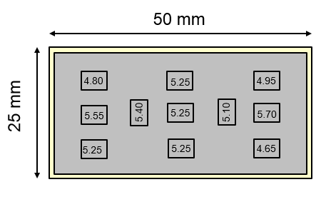 Image of thermal resistance for bonding layer