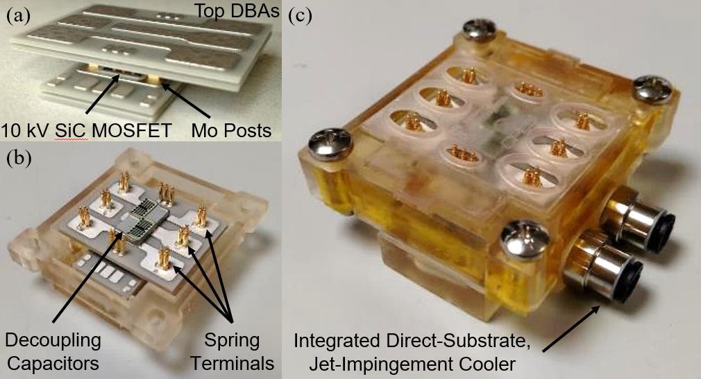 10 kV module prototype