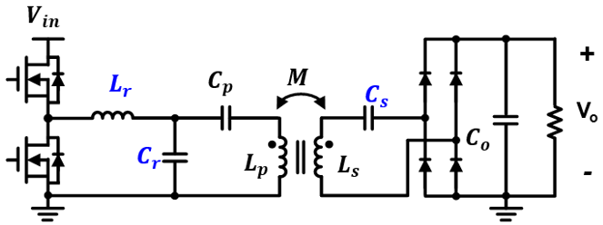 Image of LCCL-LC resonant converter