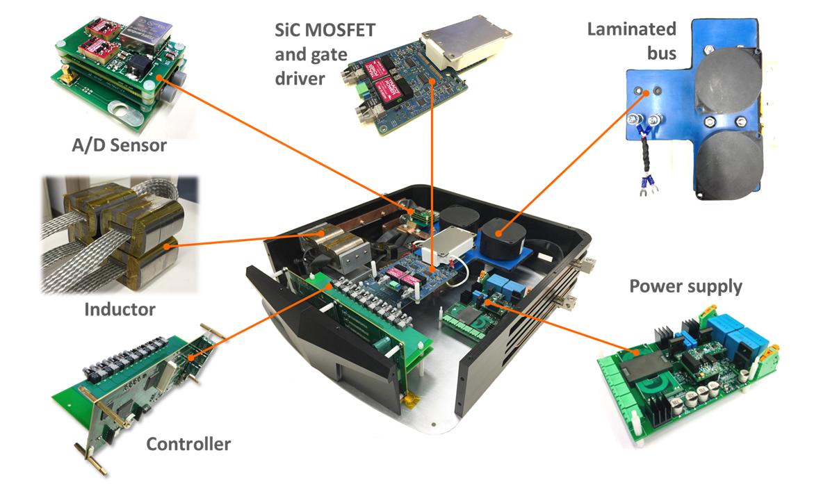 Power Electronics Building Block prototype