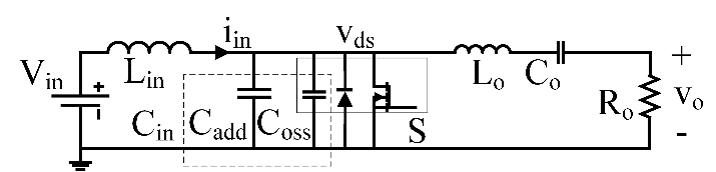 Class-E Inverter