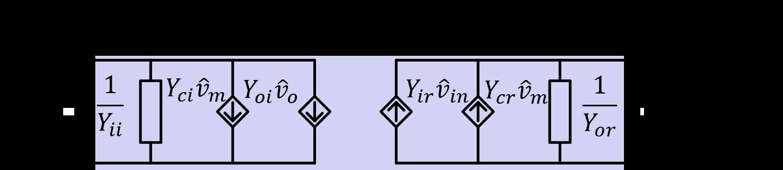 Small-signal model