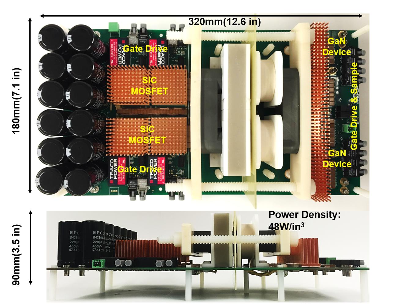 CLLC Converter Hardware