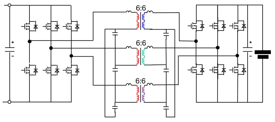 Three-phase Bi-directional Converter