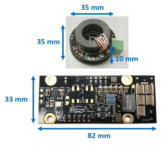 hardware of the auxiliary power supply
