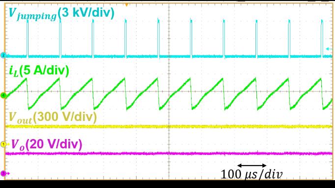 6 kV buck test result