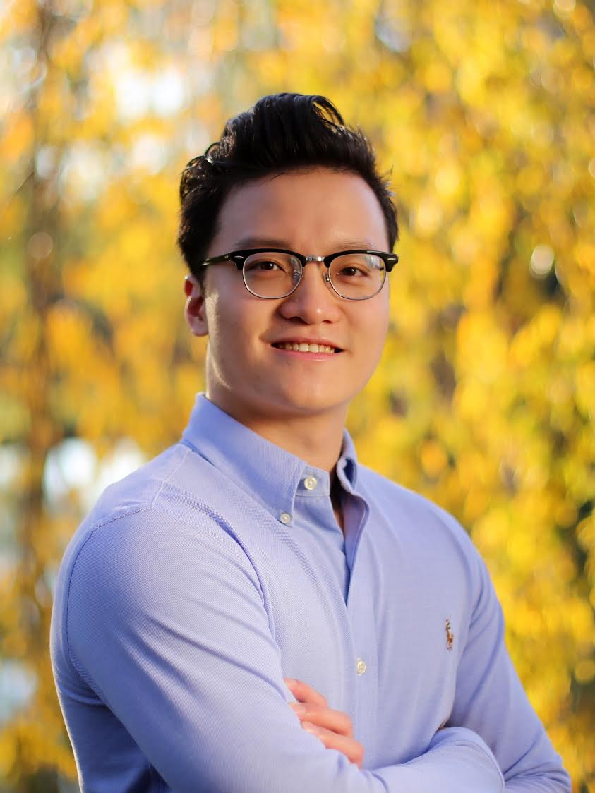 Portrait image of Jun Wang