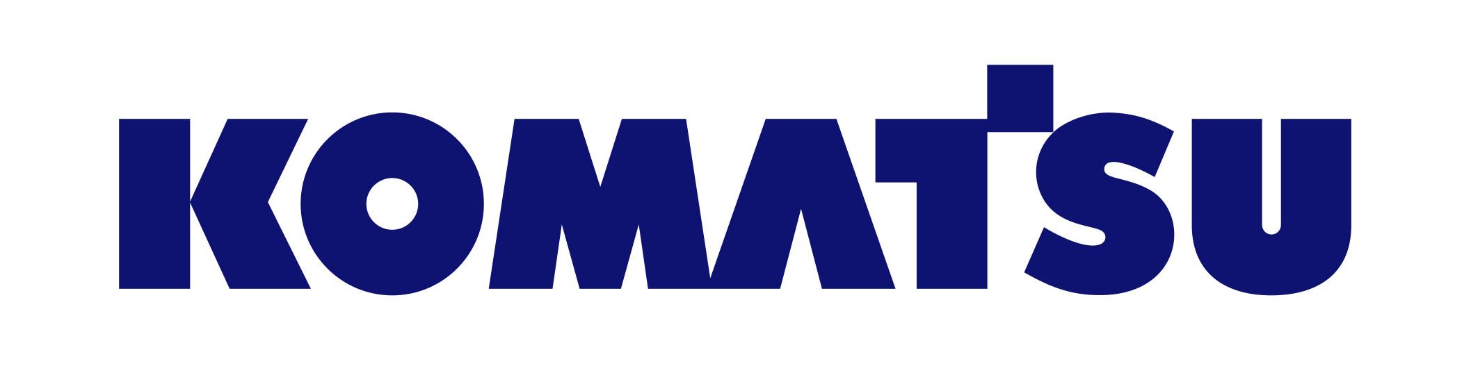 Komatsu logo.