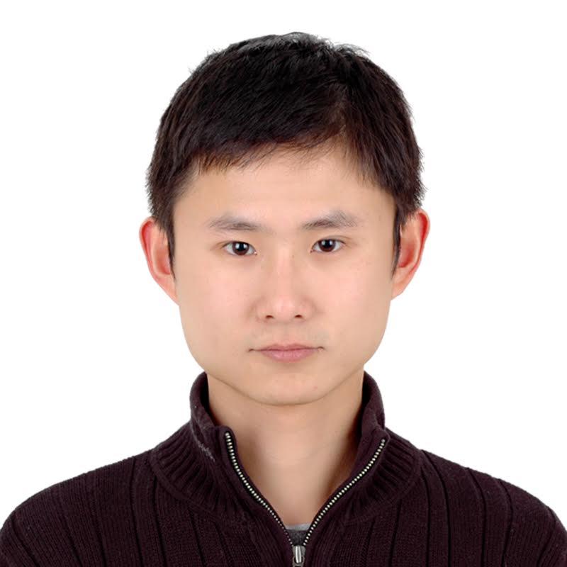 Photograph of Bo Wen