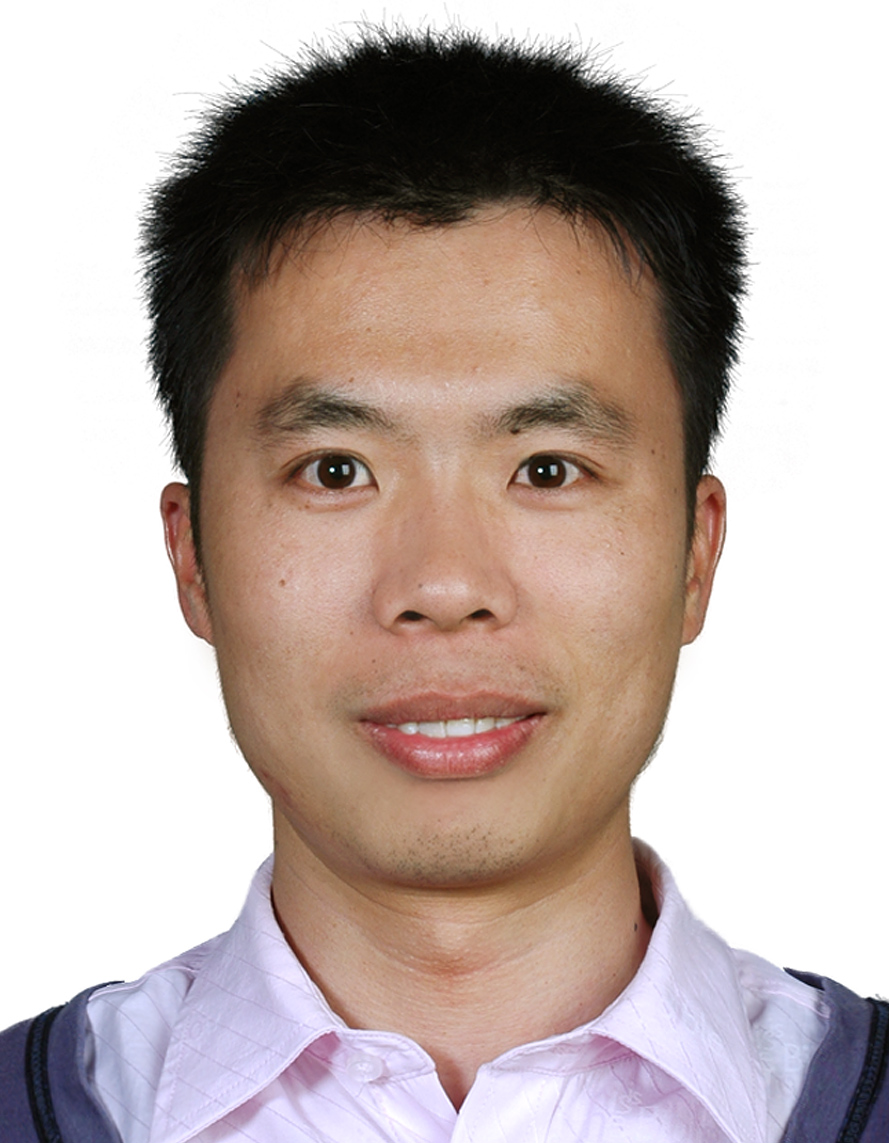 Photograph of Hongfei Wu