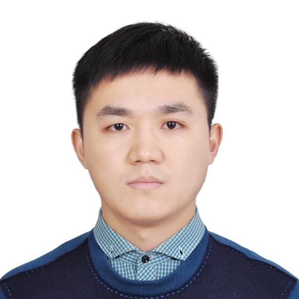 Photograph of Sizhan Zhou