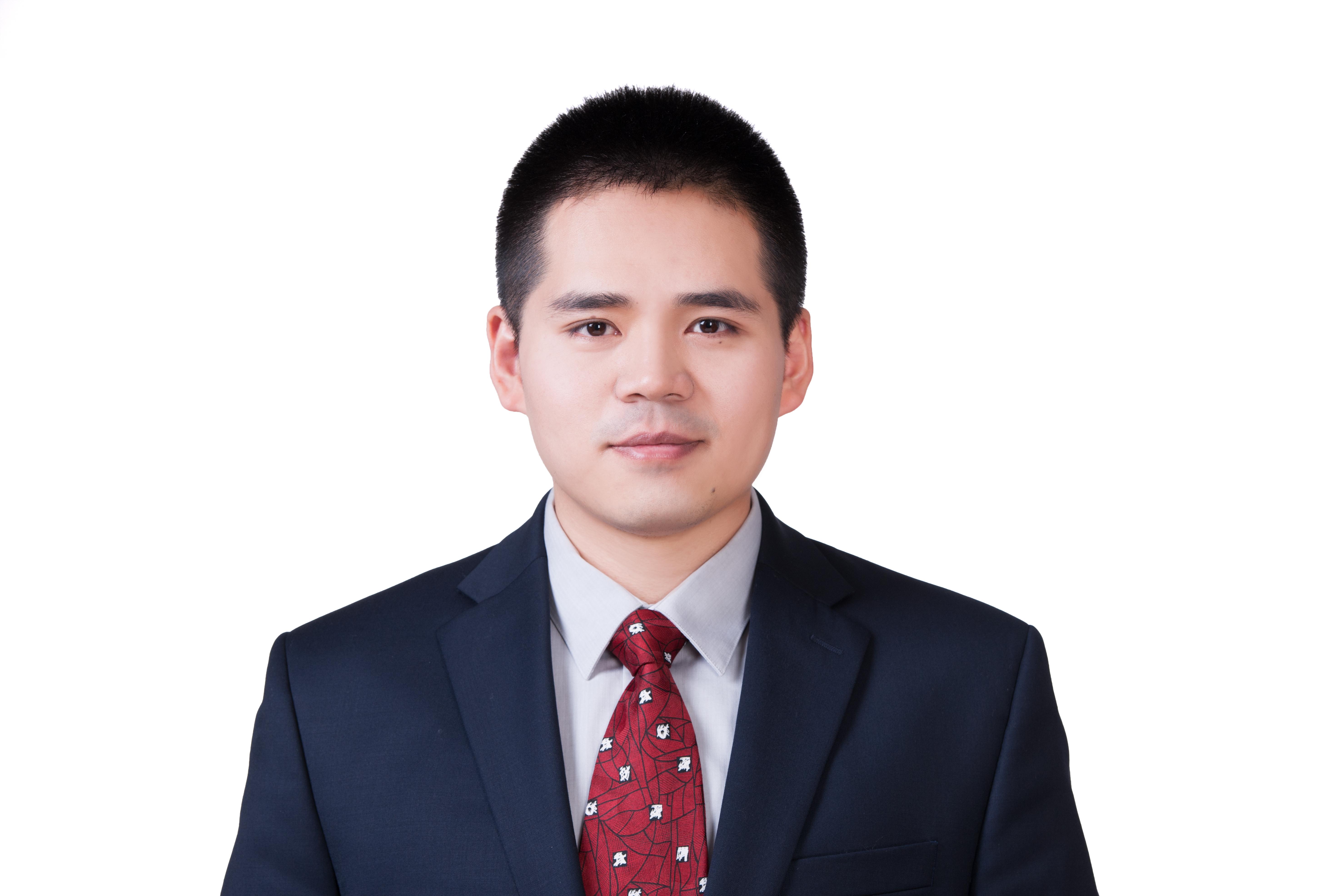 Portrait image for Zhengyang Liu.