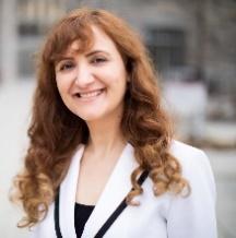 Photograph of Mona Ghassemi