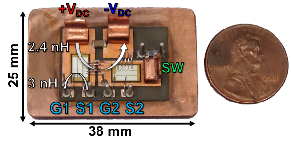 SiC MOSFET Half-Bridge Power Module